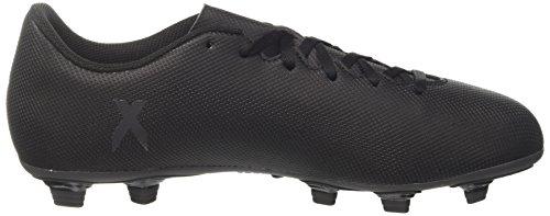 adidas Men    s X 17 4 FxG Footbal Shoes  Black Cblack Supcya  9 5 UK