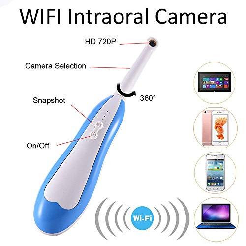 Camara Espia Mini Camara Spy CAM WiFi Cámara Intraoral