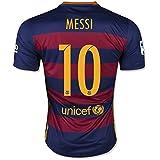 NIKE Herren Kurzarm Trikot FC Barcelona Home Stadium