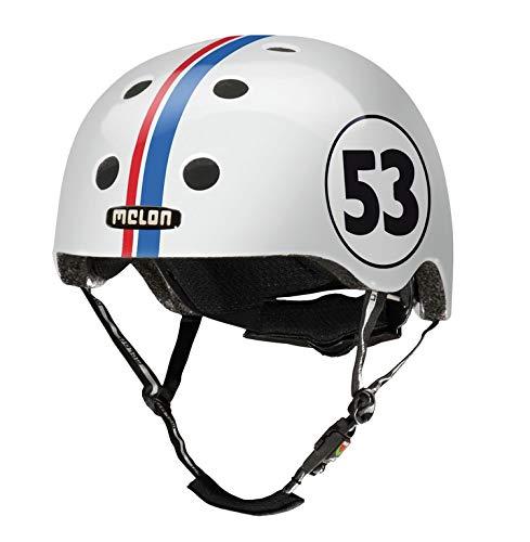 Melon URBAN ACTIVE - Helm Beetle (XXS-S) - Passend für BMX, E-Bike, Kinder-Rad, Laufrad, Longboard, Melon Vista Visor, Mountainbike, Rennrad, Scoopjet, Skateboard,...