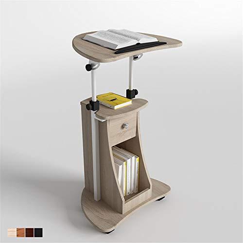 PEIQI HOME Sit-Stand Workstation, Sitz-Steh-Schreibtisch Aufsatz Höhenverstellbarer mobiler...