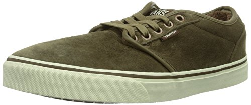 Vans M Atwood, Baskets mode homme Marron (Mte Quarry/Turtle Dove)