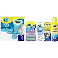 Scholl Fußpflege-Set Pediküre Sparpack mit 5 Artiklen preisvergleich bei billige-tabletten.eu