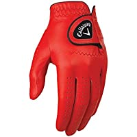 Callaway Golf opticolor Premium Full Color Leder Handschuhe