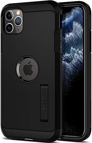 Spigen Tough Armor Funda iPhone 11 Pro MAX, Compatible con Apple iPhone 11 Pro MAX (6.5') 2019 - Black