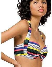 d2e328c84 GISELA - Top Bikini Bandeau Mujer
