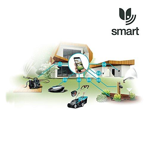 Smart Gardening : GARDENA smart Irrigation Control – Bewässerungssteuerung steuerbar über Smartphone