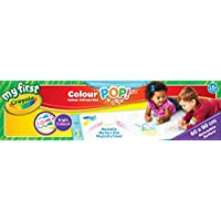 Crayola Color Pop Color Erase Mat, For 3 Years & Above