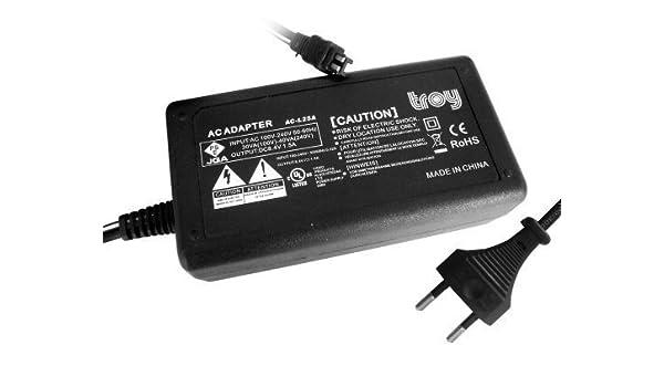 Troy Netzteil Strom Adapter Ladegerät Für Ac L20 Kamera