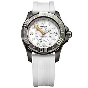 Victorinox Swiss Army de Mujer Reloj de Pulsera XL Professional Dive Master analógico de Cuarzo Caucho 241556