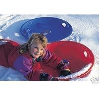 Trineo, para bastón de esquí, nieve, trineo, nieve alta