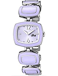 36cedd911864 Amazon.es  Lotus. - Morado  Relojes