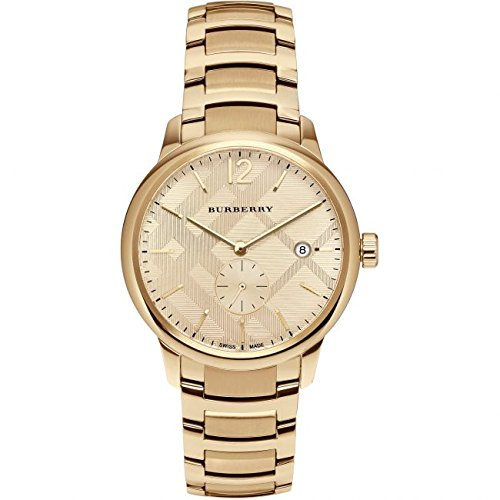 Homme Burberry The Classic montre Bu10006