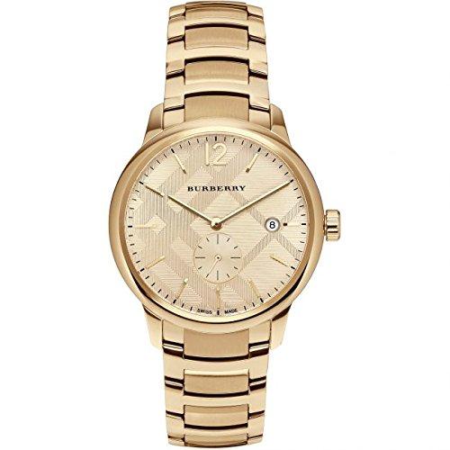 Uomo Burberry il classico orologio BU10006