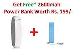 Rewy High Quality Premium 3000 Power Bank External Battery for Mobile Phones (Get 2600 Power Bank Free) Color may vary