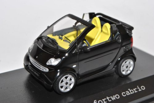 smart-fortwo-cabrio-schwarz-2003-2007-a450-1-43-minichamps-modell-auto-mit-individiuellem-wunschkenn