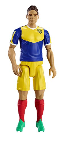Mattel F.C. Elite–Figurina Footbal Rodriguez