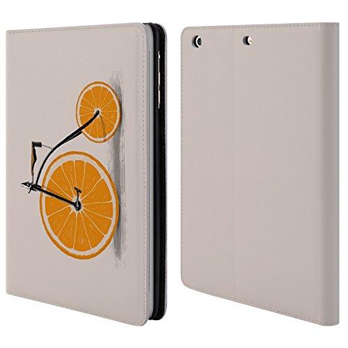 Ufficiale Florent Bodart Vitamine Biciclette Cover a portafoglio in pelle per Apple iPad mini 1 / 2 / 3