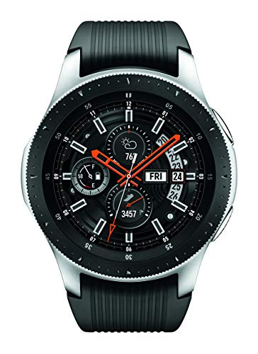 Samsung Galaxy Watch (46mm) Silver (Bluetooth), SM-R800NZSAXAR - US Version with Warranty