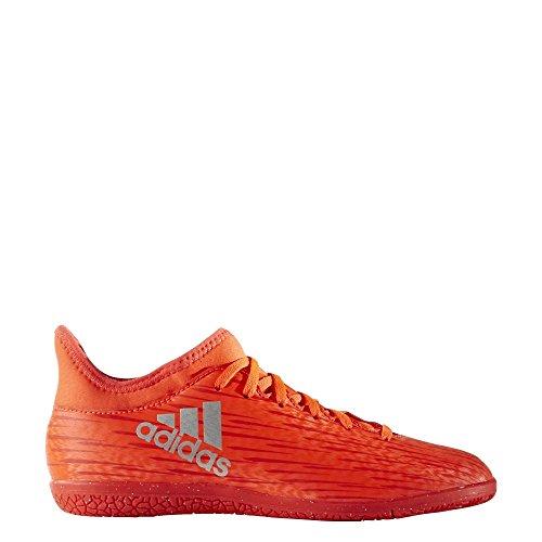 adidas Jungen X 16.3 in J Fußballschuhe Orange