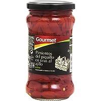 Gourmet Extra Pimientos del Piquillo en Tiras al Ajillo - 290 g