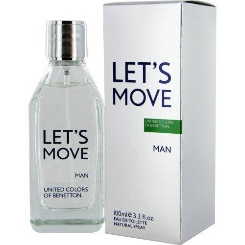 BENETTON LET'S MOVE by Benetton (MEN) by BENETTON