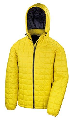 Result Herren Jacke Yellow/ Navy