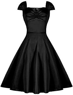 Louis Rouse mujeres retro rockabilly vintage a?os 50 vestidos de baile