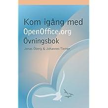 Kom igång med OpenOffice.org - Övningsbok