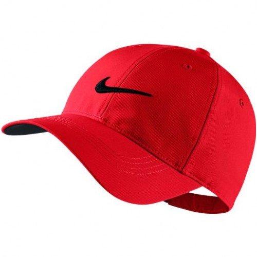 Nike U NK L91 Tech Casquette de Golf pour Homme, Rouge (University Filet/Black), Taille Unique