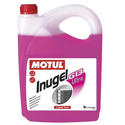MOTUL 104380 Protection against frost Inugel G13 Ultra, 5 L