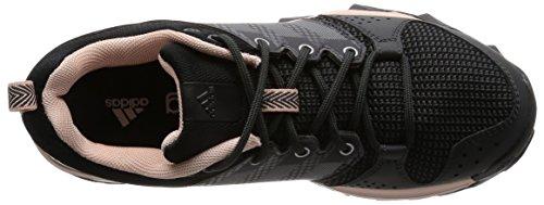 adidas Damen Galaxy Trail W Laufschuhe Black (Neguti / PLAMET / Rosvap)