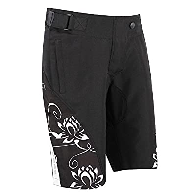 Tenn Ladies Burn MTB/Downhill Cycling Shorts from Tenn-Outdoors
