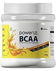 Powerus BCAA Supplement - 250 g (Orange)