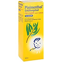 Pinimenthol Erkältungsbad für Kinder, 190 ml preisvergleich bei billige-tabletten.eu