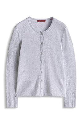 EDC by Esprit Women's E Basic Long Sleeve Cardigan