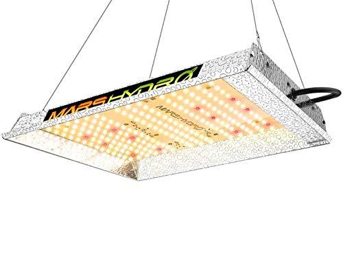 MARS HYDRO LED Grow Lampe TS 600W Vollspektrum Pflanzenlampen LED Grow Light Wachstumslampe für Zimmerpflanzen für Innen Samen Knospe Pflanze Gemüse und Blume für Wachsen Zelt