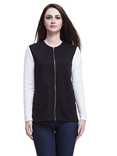 Femella Women's Cotton Quilted Jacket