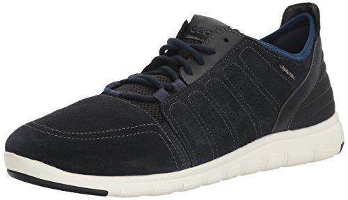Geox Herren U Xunday 2fit B Low-top Blau (navyc4064)