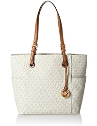 Michael Kors Jet Set Item East West Signature Tote - Bolsos totes Mujer