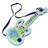 Lovelysunshiny E-Gitarre Spielzeug Musical Spielen Kind Junge Mädchen Kleinkind Lernen Elektron Spielzeug