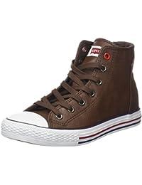 Levi's Jungen Trucker Hi Fw Hohe Sneaker