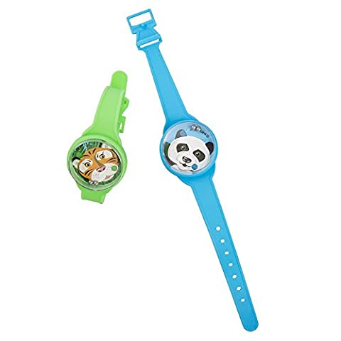 Animal Puzzle Watches Party Bag Fillers, Pack of