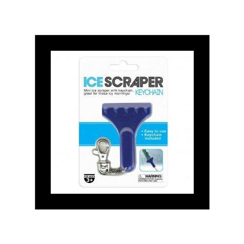 Preisvergleich Produktbild 50Fifty Eiskratzer Schlüsselanhänger (blau)