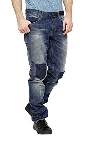 Ikks Jeans Stretti SLIM PAK, uomo, Colore: Blu, Taglia: 33