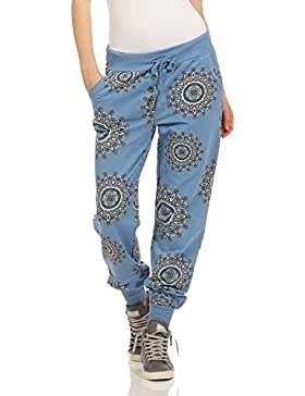 ZARMEXX trendy Women Baggy Boyfriend Pantalones deportivos Casual Jogging Pants Cotton Sports Pants Loose fit...