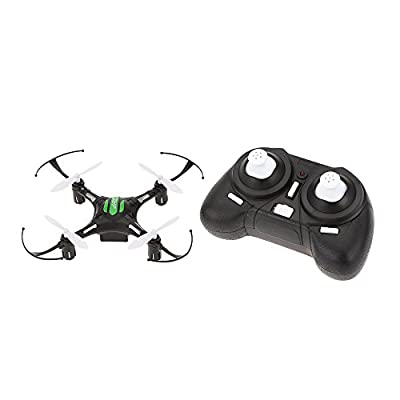 JJRC H8 Mini 4CH 6 Axis RTF RC Quadcopter Led Night Lights 360 Degree Roll Over CF mode with One Press Automatic Return