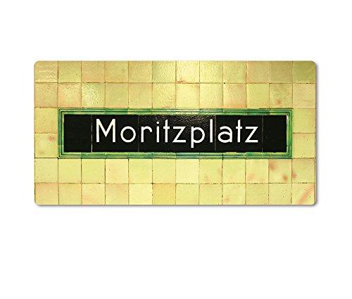 Magnet / Kühlschrankmagnet Nr8067 von tom bäcker - BERLIN ++ MORITZPLATZ ++ U-Bahnhof - U-Bahn-Station - U8