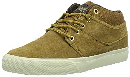 Globe Mahalo Mid Unisex-Erwachsene Hohe Sneakers Braun (tan 16039)