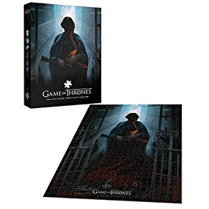 USAopoly Game of Thrones Premium Puzzle Your Name Will Disappear Puzzles 13